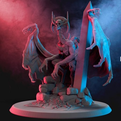 deadrider custom magic the gatherin miniature